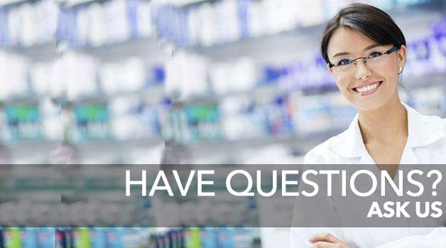 Have Questions for Us at the MedCab Pharmacy? Ask Us!