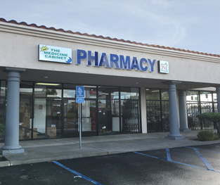 City of Bell Pharmacy Location - The Medicine Cabinet - 6399 S. Atlantic Blvd., Bell, CA 90201