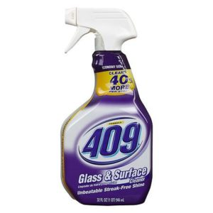 409 Glass and Surface Cleaner