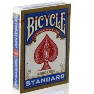 BICYCLE POKER STANDARD PLAYING CARDS
