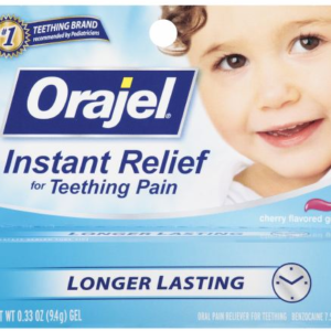 Baby Orajel Instant Relief for Teething Pain
