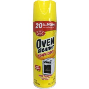 Home Select Oven Cleaner