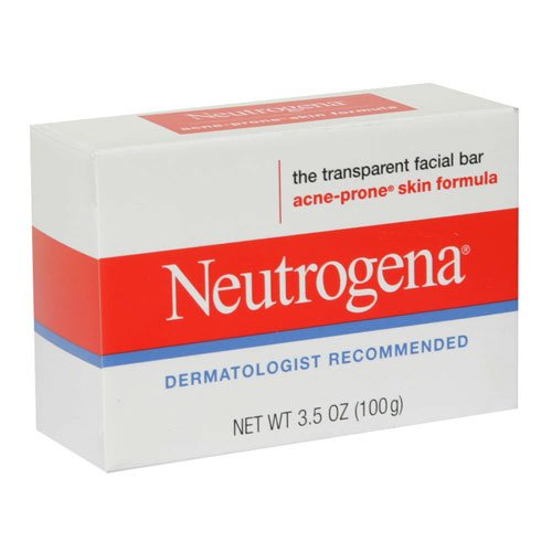 Neutrogena Facial Cleansing Bar Treatment For Acne-Prone Skin  The Medicine Cabinet Pharmacy