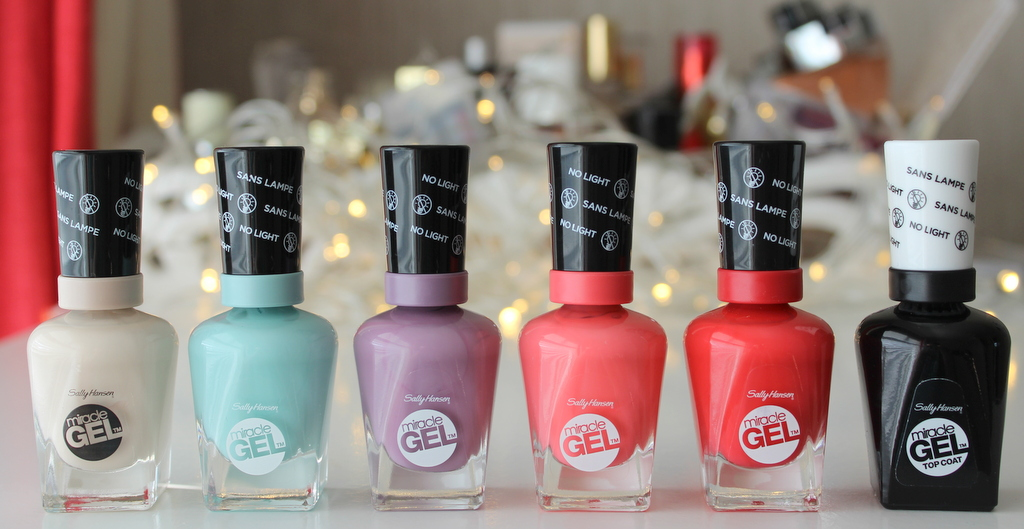 Sally Hansen Miracle Gel Brights The Medicine Cabinet Pharmacy